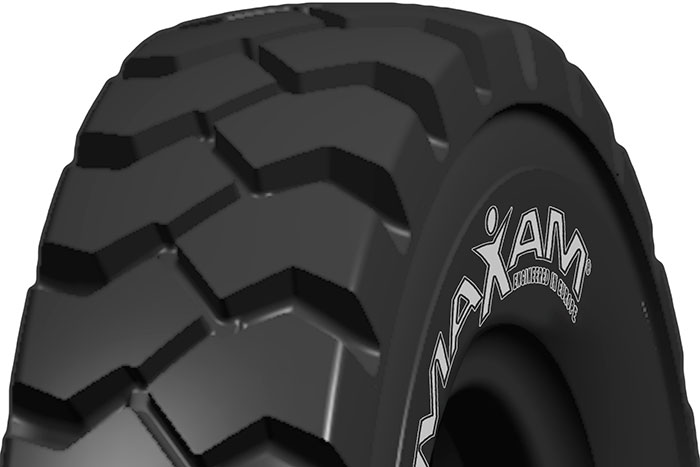 6.00-9 MS801 10PR Maxam Tyre (Includes Tube & Flap)