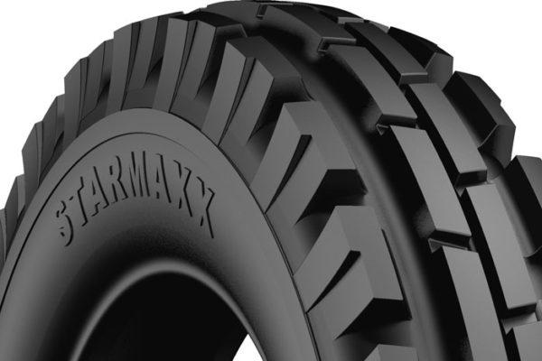 5.50-16 3-Rib Notched TR40 6PR Starmaxx Tyre