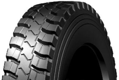 7.50R16 HK828 14PR Superhawk Tyre (includes tube & flap)